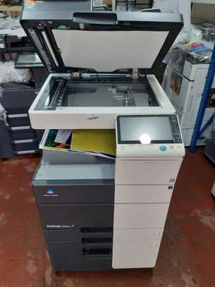 KONICA MINOLTA BIZHUB COMMERCIAL AND HIGH QUALITY FULL COLOR A3 SIZE PHOTOCOPIERS image 1