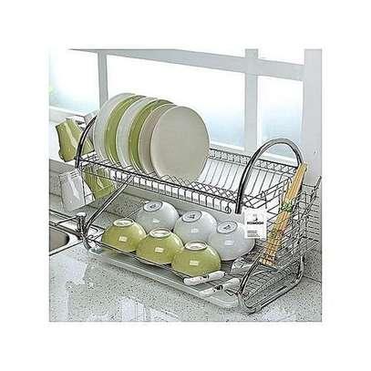 Generic Stainless steel Dish Rack image 2