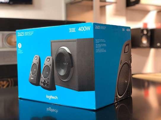 Logitech Z623 2.1 Speaker System with Captivating THX Sound image 3