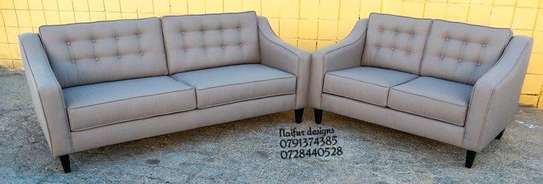 Three seater sofa plus two seater sofa/five seater sofas image 1