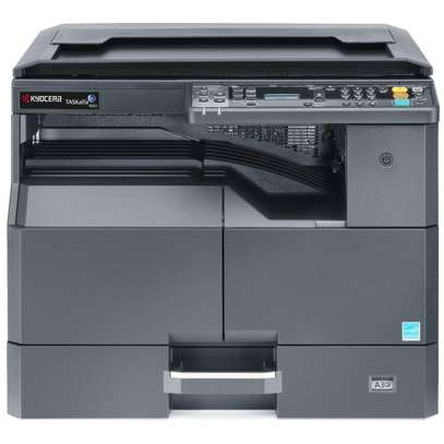 Kyocera TASKalfa 1800 Monochrome Print Scan Copy Laser A3 Printer image 2