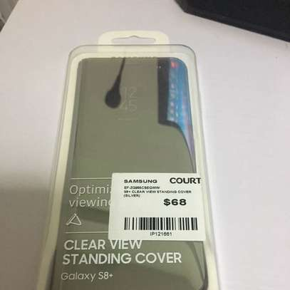 Official Clear View Case with Sensor for Samsung Galaxy S8/S8 Plus image 7