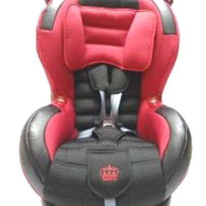 Superior Infant Car Seat - Red and Black image 1