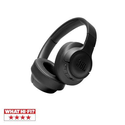 JBL Tune 750BTNC Over-Ear Wireless Active Noise-Cancelling Headphones image 1