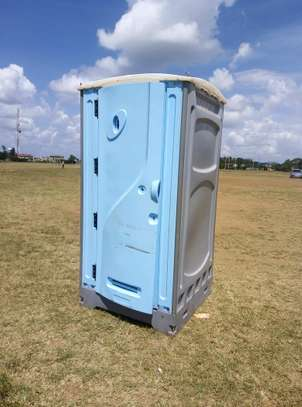 Mobile toilets available for hire image 3