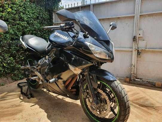 Kawasaki 650 image 4