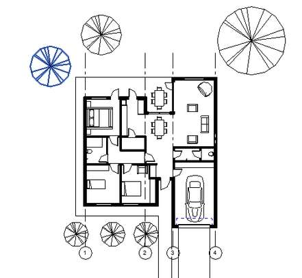 Residential house plan image 6