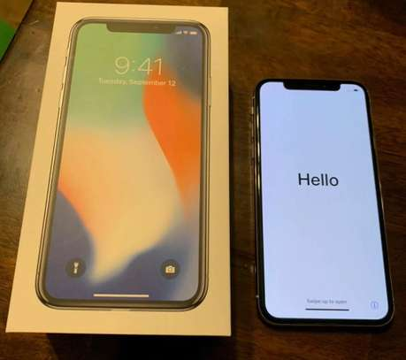 IPhone X 256GB image 1