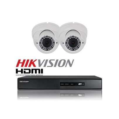CCTV cameras/you can moniter from your  phone image 1