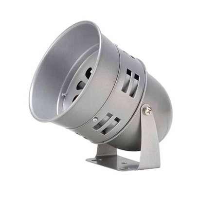 AC Siren Horn and Strobe Light image 1
