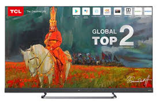 TCL 55 Inch 4K UHD Smart Android  Digital  Tv C8 image 1