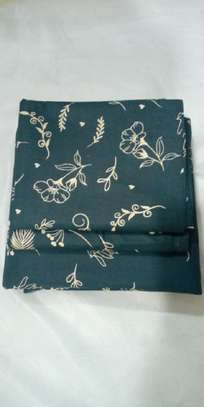 Quality Cotton bedsheets 6*6 image 3