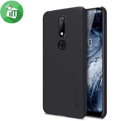 NILLKIN Super Frosted Shield Back Cover For Nokia 6.1 and Nokia 6 2018 image 4