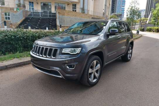 Jeep Grand Cherokee 3.0 CRD Overland 4x4 Automatic image 2
