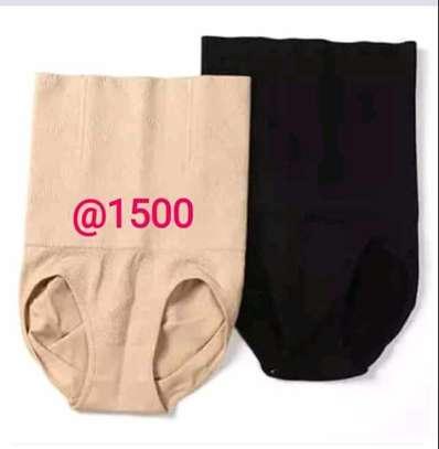 High Waist Panties image 1