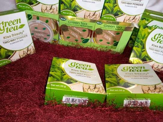 Green tea powder image 1