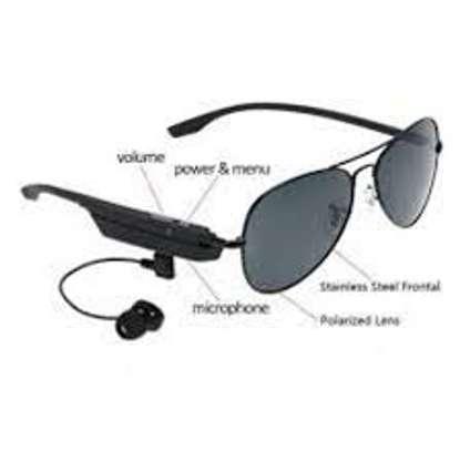 Generic K3 Smart Bluetooth Sunglasses image 1