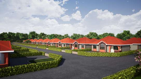3 Bedroom Bungalows With Dsq For Sale