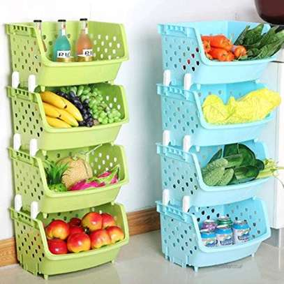 Fruits & Vegetables Stand