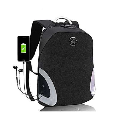 Anti-Theft Laptop Backpack with USB port (Unisex bag)