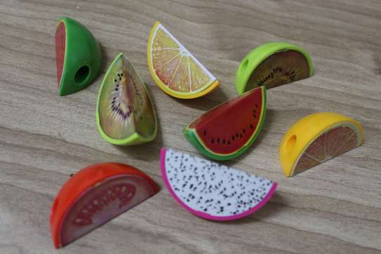 Fruit Shaped Sharpeners