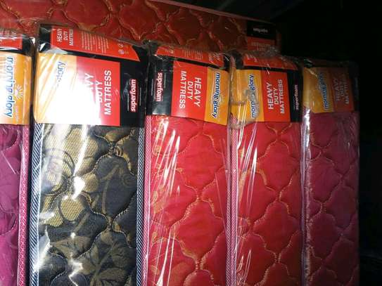 Quilted Heavy Duty Mattresses (8 thick) in Mombasa. Free Delivery!