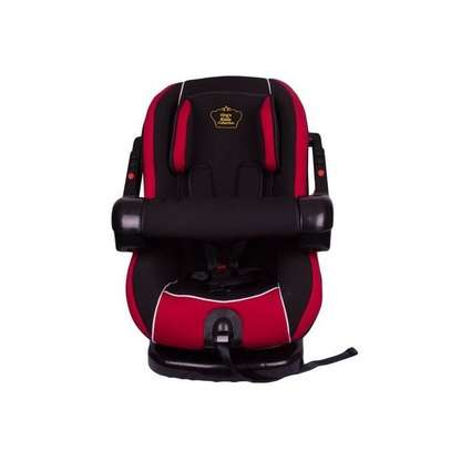 Kings Collection Infant baby Car seat- ( 0- 36 months) red/black