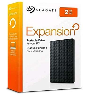 2Tb Seagate ext Hdd image 1