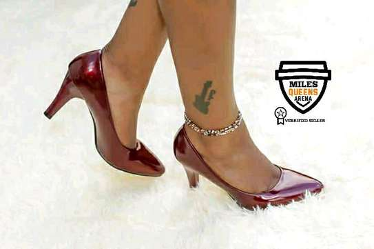 Shinny Official Heels image 2
