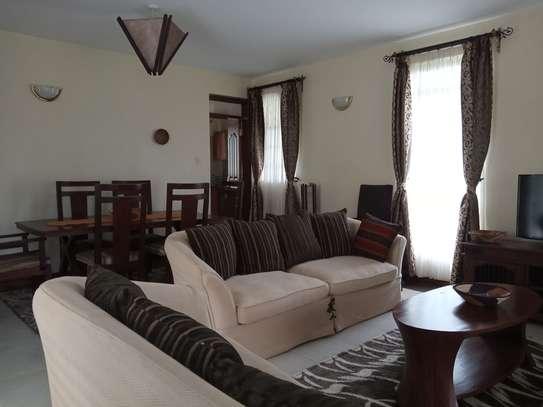 Furnished 2 bedroom apartment for rent in Karen image 9