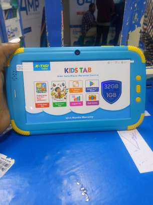KIDS TABLETS ON OFFER, PRELOADED with both educational and entertainment materials
