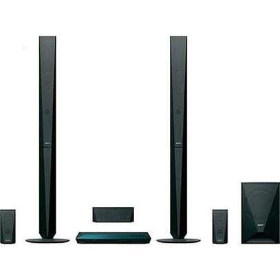 Sony 1000W DVD HOMETHEATRE SYSTEM, 5.1CH, BLU-RAY, 3D, FULL HD, WI-FI CONNECTIVITY, BLUETOOTH, BDV-E4100 image 1