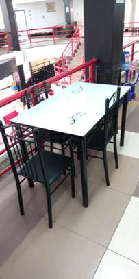 4 stand dining table