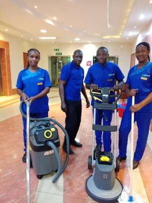 Best cleaning services in Nairobi- Arrow Cleaning services image 1