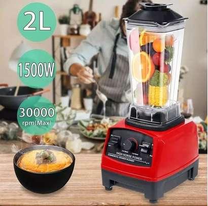 Commercial juice blender image 1