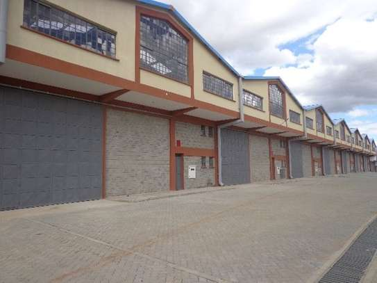 8200 ft² warehouse for rent in Juja image 1