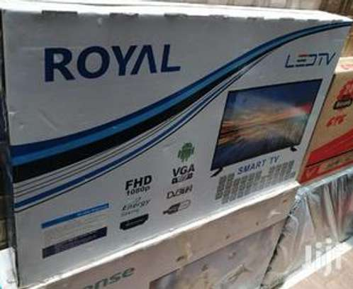 Royal 43 Smart TV(AVAILABLE) image 1