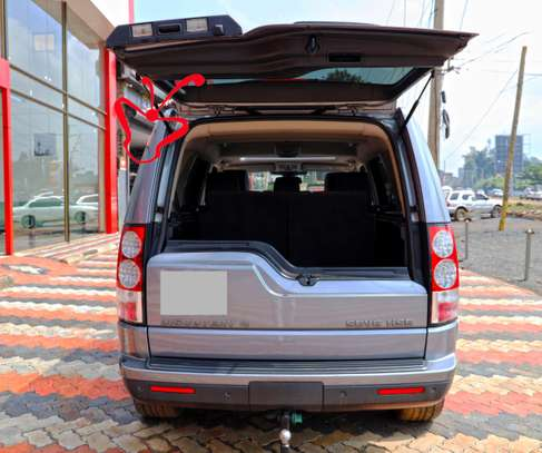 Land Rover Discovery IV image 16