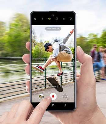 """Samsung Galaxy A71, 6.7"""", 8GB RAM + 128GB (Dual SIM), image 3"""