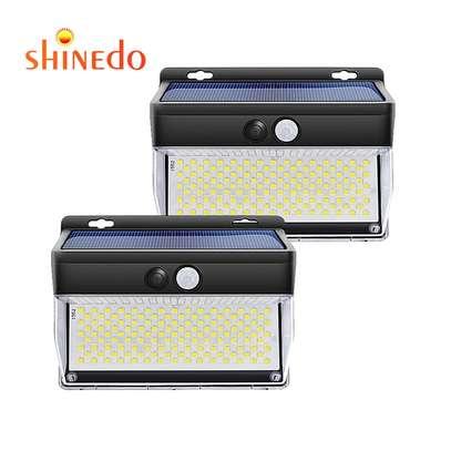 262 LED Solar Motion Sensor Lights Outdoor image 1