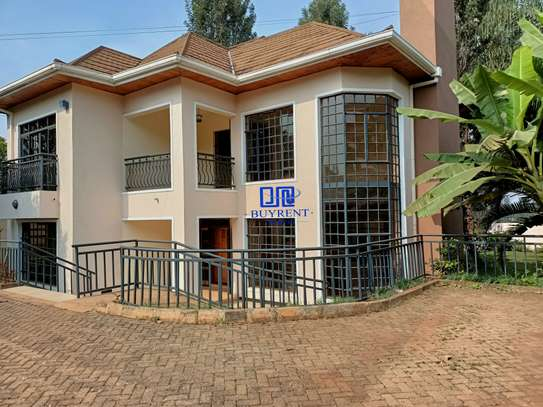 4 bedroom house for rent in Gigiri image 18