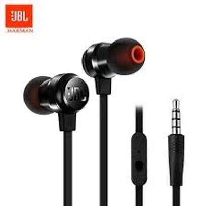 JBL HARMAN T280A + stereo in ear headphones image 2