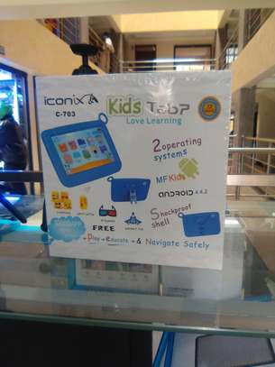 Iconix c-703 kids learning tablet image 2