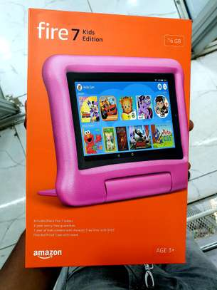 Amazon Fire 7 kids edition (Kids learning tablet). Age 3+ image 4
