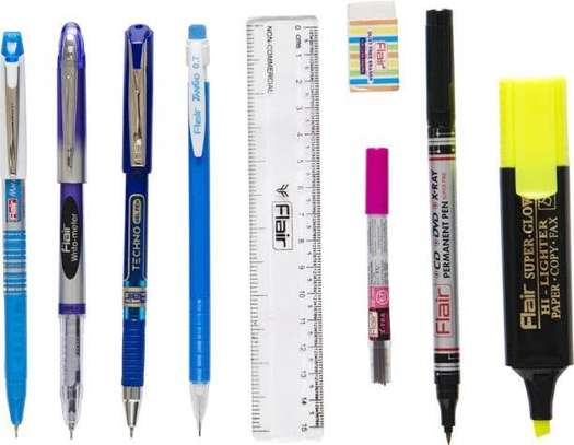 Supply of office stationery