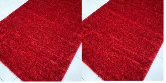 5 BY 8 RED TURKISH CARPET image 2