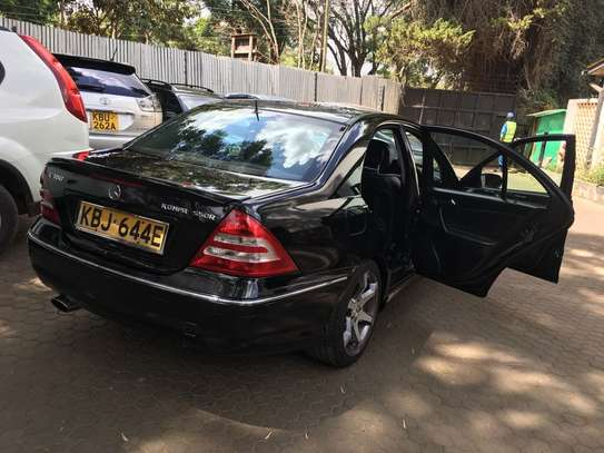 Mercedes C180 For Sale image 4