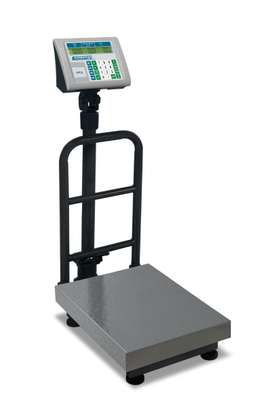 150kg Fordable Multi function digital weighing scale. image 1