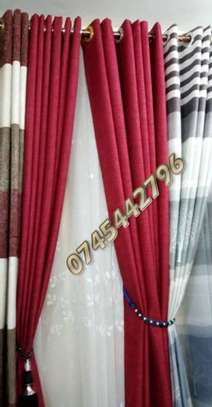 PLAIN SUPER QUALITY CURTAINS AND SHEERS image 5