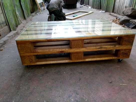 Pallet Coffee Table image 3